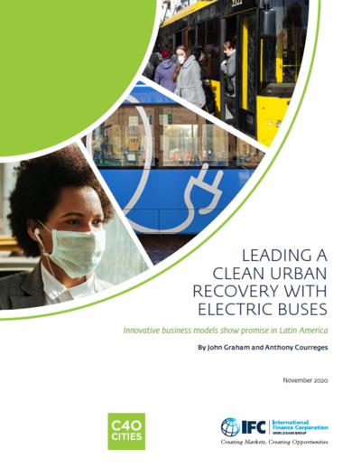 Создание экологически чистой городской среды с помощью электробусов