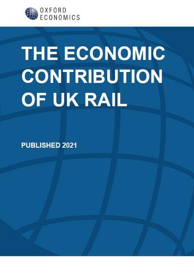 Вклад железных дорог Великобритании в экономику
