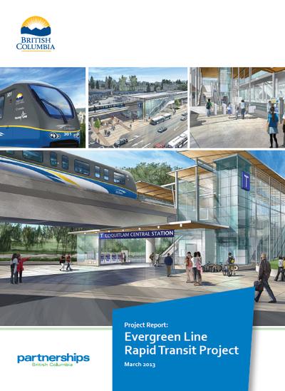 Строительство легкорельсового метрополитена в Ванкувере. Проектный отчет