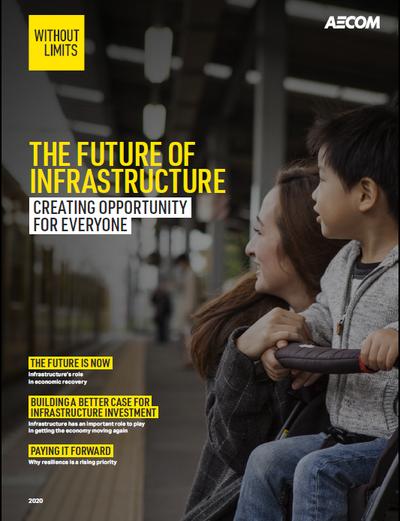 Будущее инфраструктуры. Создавая возможности для каждого. Международный обзор