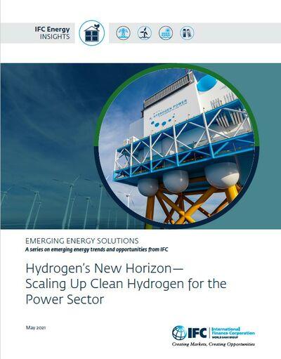 Расширение использования водорода в энергетическом секторе