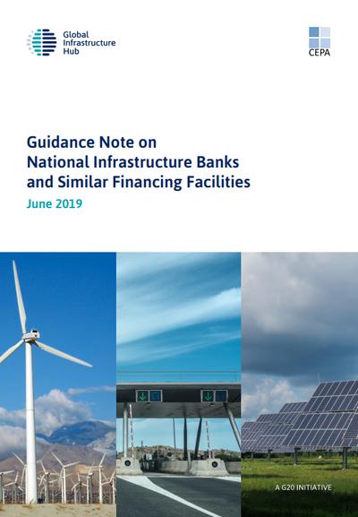Руководство по деятельности национальных инфраструктурных банков и аналогичных механизмов финансирования