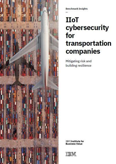 Кибербезопасность в сфере промышленного интернета вещей для транспортных компаний