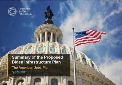 Инфраструктурный план Байдена: главное
