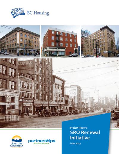 Отчет по инициативе создания доступного жилья для бездомных в Канаде на принципах ГЧП