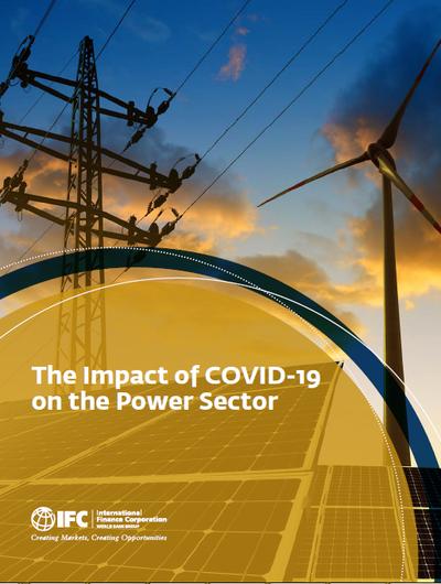 Влияние пандемии коронавируса на развитие электроэнергетики