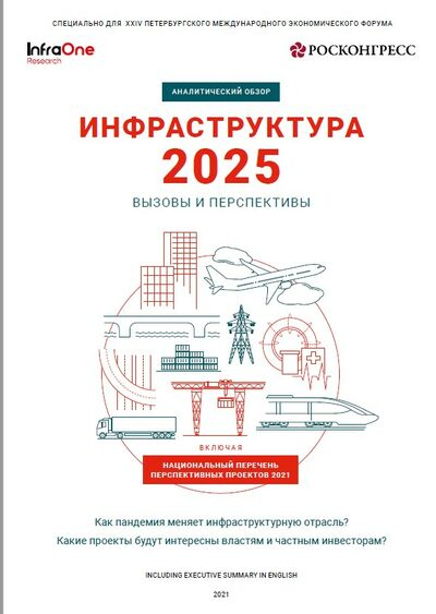 Инфраструктура - 2025: вызовы и перспективы