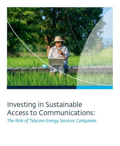 Инвестиции в устойчивые телекоммуникации
