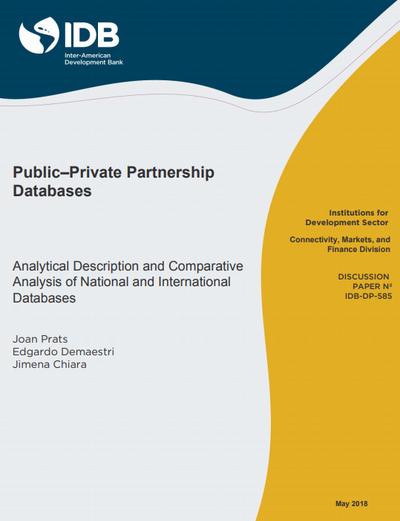 Анализ международных и национальных баз данных по ГЧП