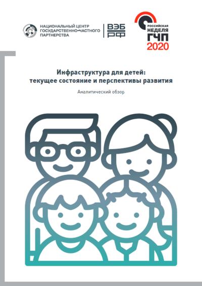 Инфраструктура для детей: текущее состояние и перспективы развития. Аналитический обзор