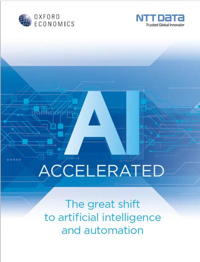Ускорение ИИ: большой сдвиг к искусственному интеллекту и автоматизации