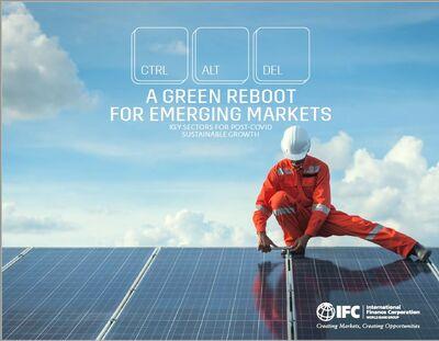 Ctrl-Alt-Delete: зеленая перезагрузка развивающихся рынков