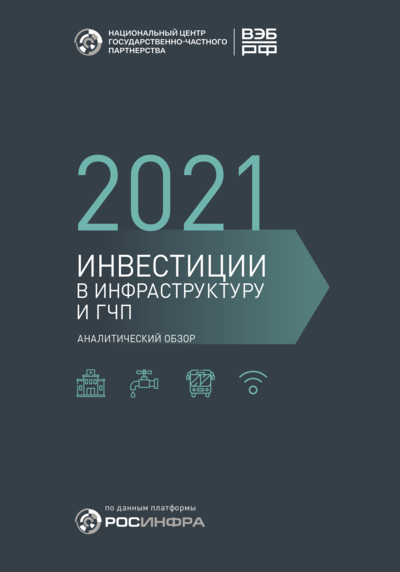 Инвестиции в инфраструктуру и ГЧП 2021. Аналитический обзор